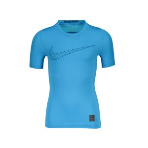 nike-pro-compression-t-shirt-kids-blau-f474-underwear-kinder-children-tee-858233.jpg
