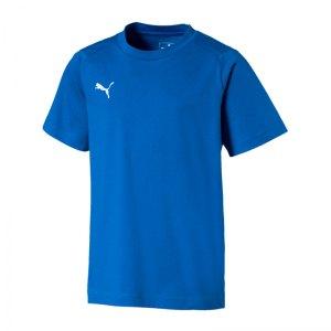 puma-liga-casuals-tee-t-shirt-kids-blau-f02-teamsportbedarf-kurzarm-shortsleeve-vereinskleidung-mannschaftsaustattung-655634.jpg
