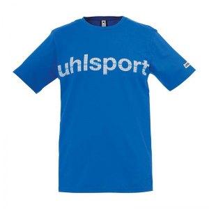 uhlsport-essential-promo-t-shirt-kids-blau-f03-shortsleeve-kurzarm-shirt-baumwolle-rundhalsausschnitt-markentreue-1002106.jpg