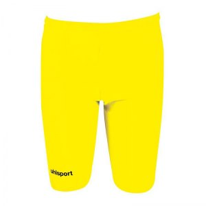 uhlsport-tight-short-hose-kurz-kids-gelb-f16-tight-tightshorts-underwear-sportwaesche-unterwaesche-sport-1003144.jpg