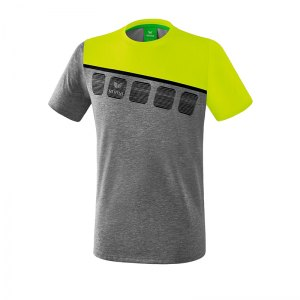 erima-5-c-t-shirt-grau-gruen-fussball-teamsport-textil-t-shirts-1081908.jpg