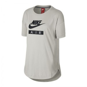 nike-air-logo-t-shirt-damen-grau-f072- 97bfc7032d