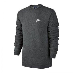nike-club-crew-fleece-sweatshirt-grau-f071-804340- 9f2e4fa890