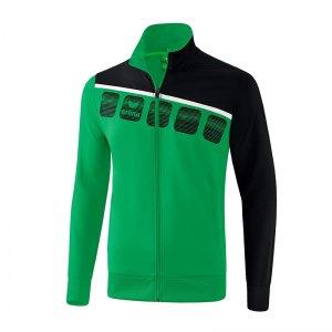 erima-5-c-praesentationsjacke-gruen-schwarz-fussball-teamsport-textil-jacken-1011905.jpg