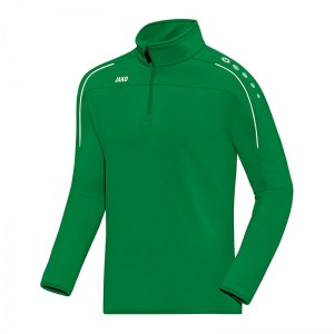 jako-classico-ziptop-kids-gruen-weiss-f06-zipper-sporttop-trainingstop-sportpulli-teamsport-8650.jpg