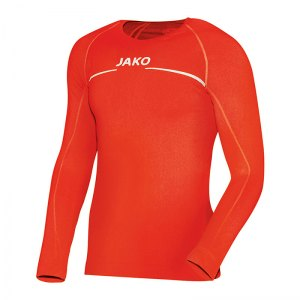 jako-longsleeve-comfort-shirt-kids-orange-f18-langarm-trainingstop-underwear-sport-6452.jpg