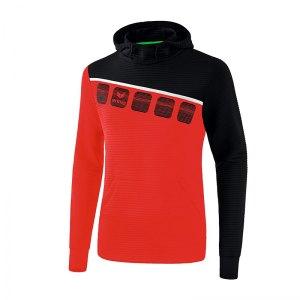 erima-5-c-kapuzensweat-rot-schwarz-fussball-teamsport-textil-sweatshirts-1071902.jpg