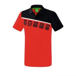 erima-5-c-poloshirt-rot-schwarz-fussball-teamsport-textil-poloshirts-1111902.jpg