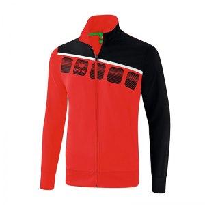 erima-5-c-praesentationsjacke-rot-schwarz-fussball-teamsport-textil-jacken-1011902.jpg