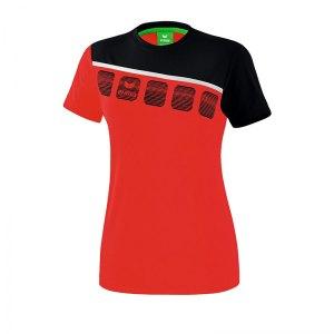 erima-5-c-t-shirt-damen-rot-schwarz-fussball-teamsport-textil-t-shirts-1081912.jpg