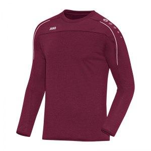 jako-classico-sweatshirt-dunkelrot-f14-fussball-teamsport-textil-sweatshirts-8850.jpg
