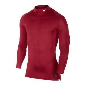 nike-pro-cool-compression-ls-mock-unterziehtop-langarmshirt-stehkragen-underwear-funktionswaesche-men-rot-f687-703090.jpg
