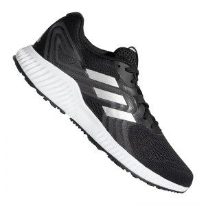 e8b7f22888f8 adidas-aerobounce-2-running-schwarz-silber-sport-laufen-