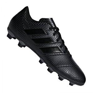 adidas-nemeziz-18-4-fxg-schwarz-weiss-fussball-schuhe-nocken-rasen-kunstrasen-soccer-sportschuh-db2114.jpg