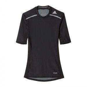 adidas-tech-fit-chill-kurzarmshirt-schwarz-herren-shirt-running-underwear-aj5705.jpg