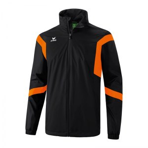 erima-classic-team-regenjacke-kids-schwarz-orange-kinder-rain-jacket-ausruestung-ausstattung-teamsport-equipment-105623.jpg