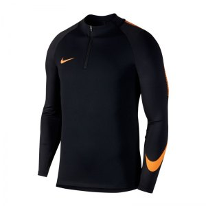 nike-dry-football-drill-top-1-4-zip-kids-schwarz-orange-f015-kinder-training-langarmshirt-swoosh-kurzreissverschluss-859292.jpg