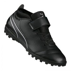 puma-one-17-4-tt-v-turf-kids-schwarz-silber-f03-fussball-soccer-training-kicken-schuh-104248.jpg
