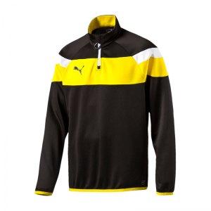 puma-spirit-2-1-4-zip-trainingstop-kids-schwarz-f37-sweatshirt-reissverschluss-teamsport-vereine-mannschaft-kinder-654657.jpg