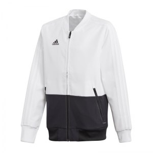adidas-condivo-18-praesentationsjacke-kids-weiss-fussball-teamsport-football-soccer-verein-cf4304.jpg