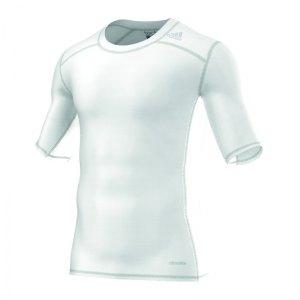 adidas-tech-fit-base-tee-kurzarmshirt-unterwaesche-funktionswaesche-men-herren-weiss-aj4967.jpg