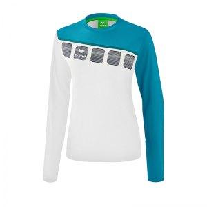 erima-5-c-longsleeve-damen-weiss-blau-fussball-teamsport-textil-sweatshirts-1331919.jpg