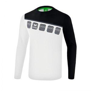 erima-5-c-longsleeve-weiss-schwarz-fussball-teamsport-textil-sweatshirts-1331903.jpg