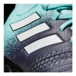 adidas ACE 17.1 Primeknit FG J Kids Blau Weiss - blau