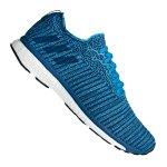 adidas Adizero Prime Running Blau Weiss - blau
