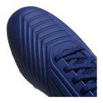 adidas Predator 18.3 AG J Kids Blau Grün - blau