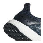 adidas Ultra Boost ST Running Blau Grau - blau