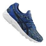 Asics Tiger Gel-Kayano Evo Sneaker Damen F4950 - blau