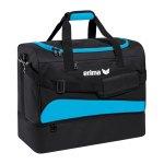 Erima Club 1900 2.0 Bottom Case Bag Gr.M Hellblau - blau