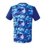Erima Masters T-Shirt Blau Grün - blau