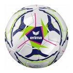 Erima Senzor Lite 350 Gramm Fussball Gr. 4 Blau - blau