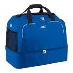 Jako Classico Sporttasche mit Bodenfach Gr. 3 F04 - blau