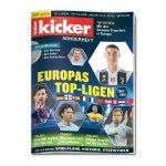 kicker Sonderheft Europas Top-Ligen 2018/2019 - blau
