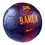 Nike FC Barcelona Skills Miniball Blau F422 - blau