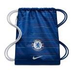 Nike FC Chelsea London Stadium Gymsack Blau F496 - blau