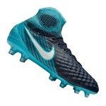 Nike Jr Magista Obra II FG Kids Blau F414 - blau