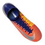 Nike Jr Mercurial Superfly V FG Kids Blau F409 - blau