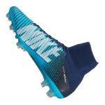 Nike Mercurial Superfly V FG Blau F414 - blau
