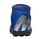 Nike Mercurial SuperflyX VI Academy TF Blau F400 - blau
