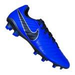 Nike Tiempo Legend VII Elite FG Kids Blau F400 - blau