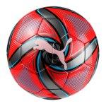 PUMA FUTURE Flare Trainingsball Rot Blau F01 - blau