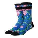 Stance Foundation Waipoua Socks Blau - blau