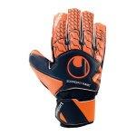 Uhlsport Next Level Soft SF TW-Handschuh Kids Orange F01 - blau
