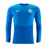 Umbro FC Schalke 04 Drill Top Kids Blau FGTA - blau
