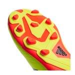 adidas Predator 18.4 FxG J Kids Gelb Schwarz - gelb