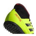 adidas Predator Tango 18.3 TF J Kids Gelb Schwarz - gelb